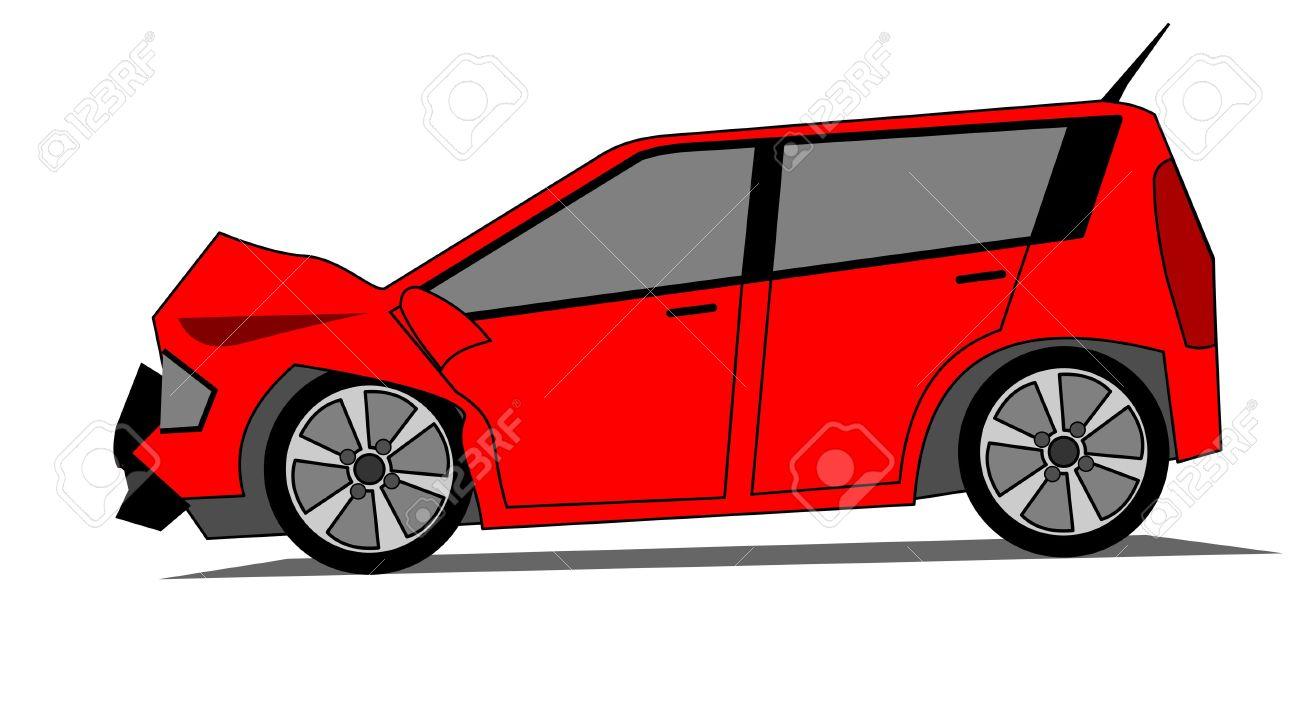 Car Accident Clipart.
