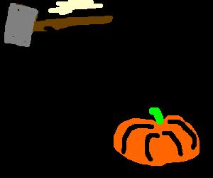 Smashing Pumpkins.