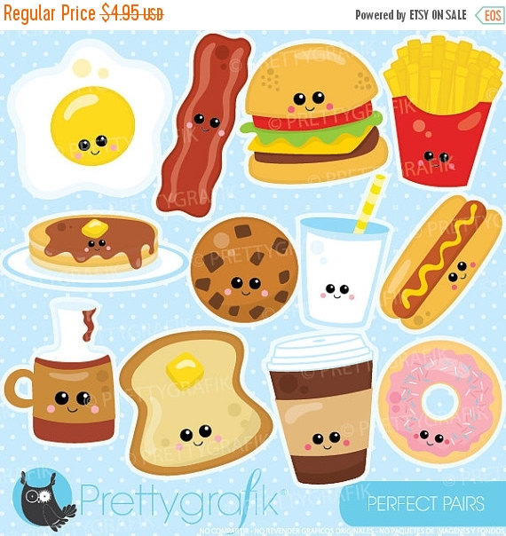 Smashes food clipart.