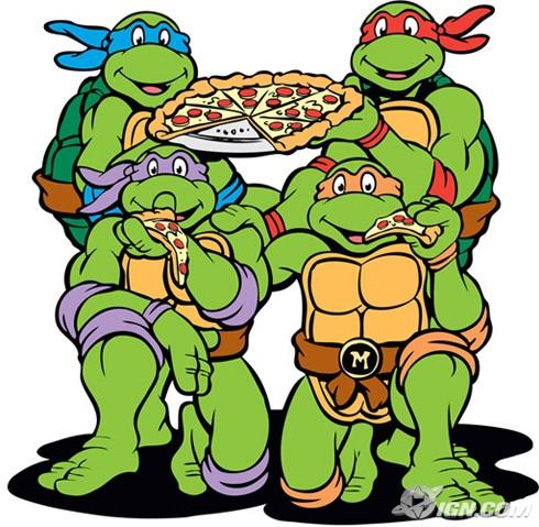Teenage Mutant Ninja Turtles: Smash.