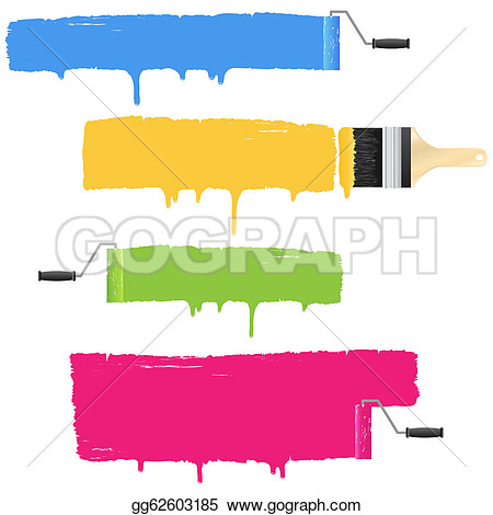 Paint smear clipart remove background.