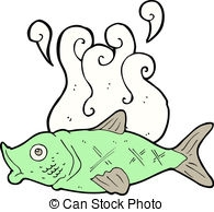 Smelly Fish Clipart.