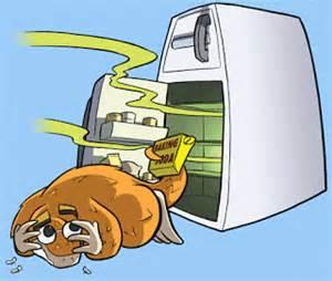 Similiar Smelly Refrigerator Cartoon Keywords.