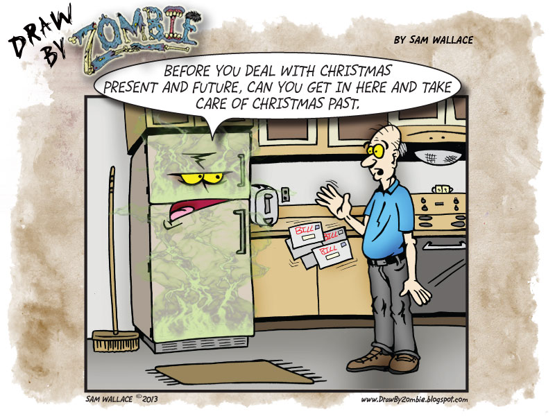 Showing post & media for Cartoon stinky refrigerator.