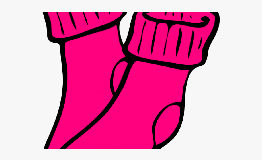 Socks Clipart Smelly Sock.