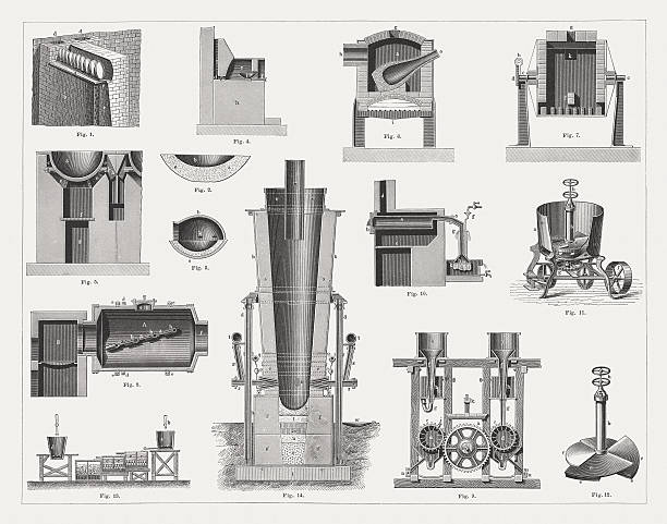 Silver Smelter Clip Art, Vector Images & Illustrations.