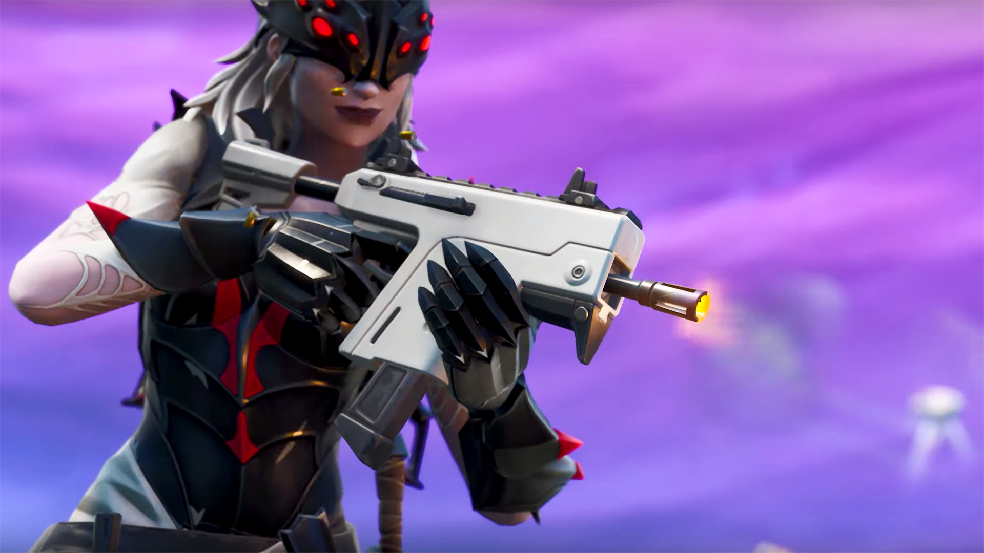 Fortnite introduces Burst SMG while vaulting Suppressed SMG.