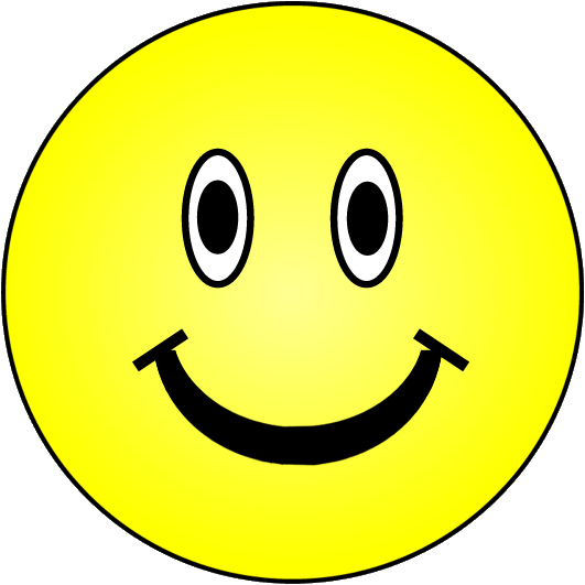 Smiley face happy face clip art smiley clipart clipartcow.