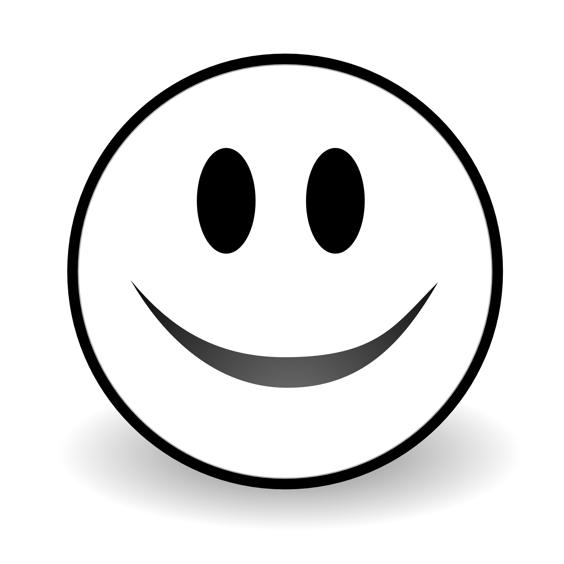 Cartoon smile clip art clipart.