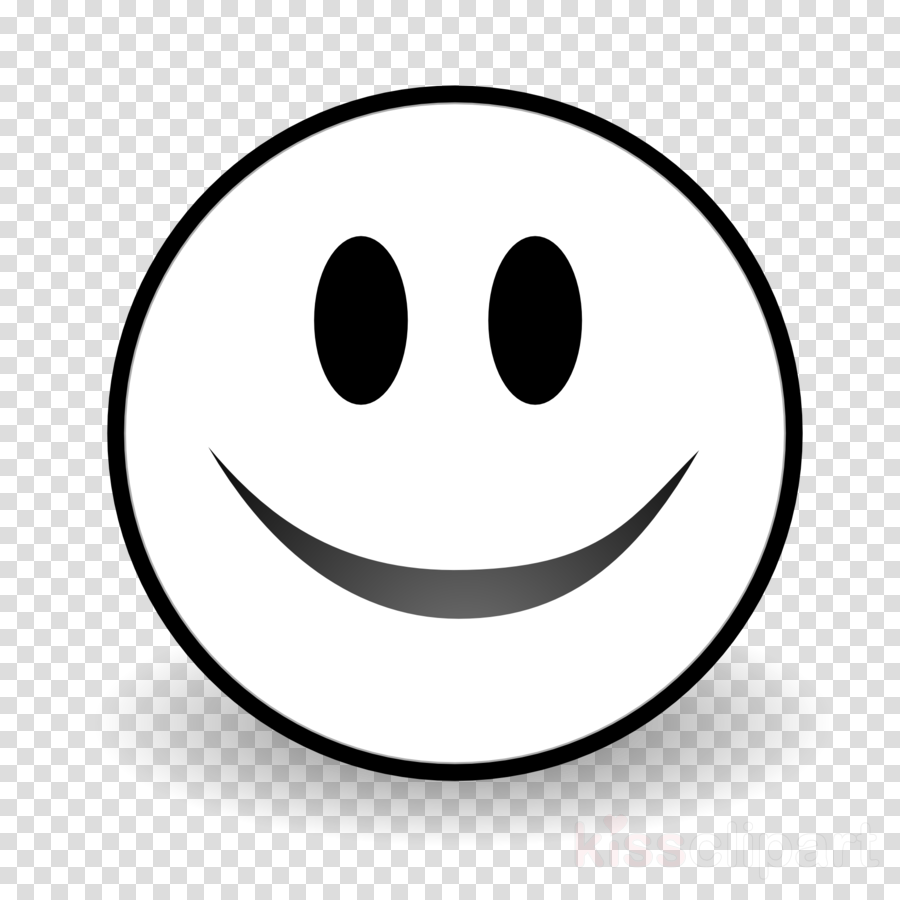 Smile Black And White Clipart Smiley Clip Art.