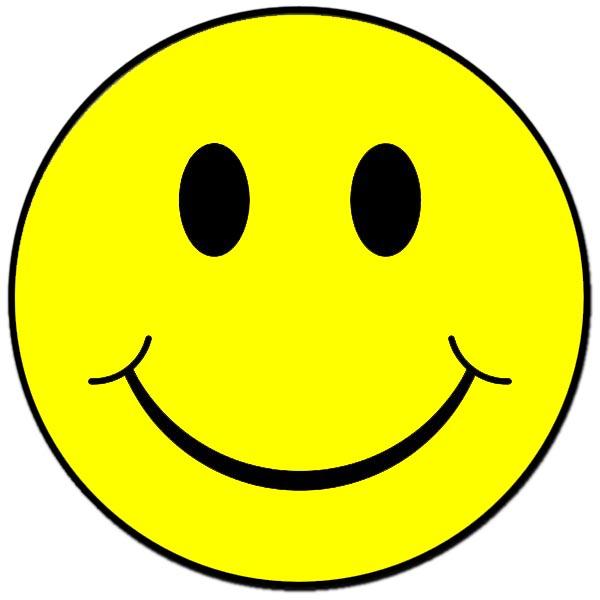 Smiling Face Logo.