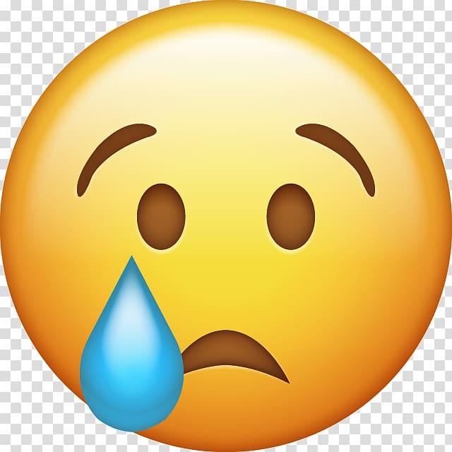Sad emoji art, Face with Tears of Joy emoji Crying Emoticon.