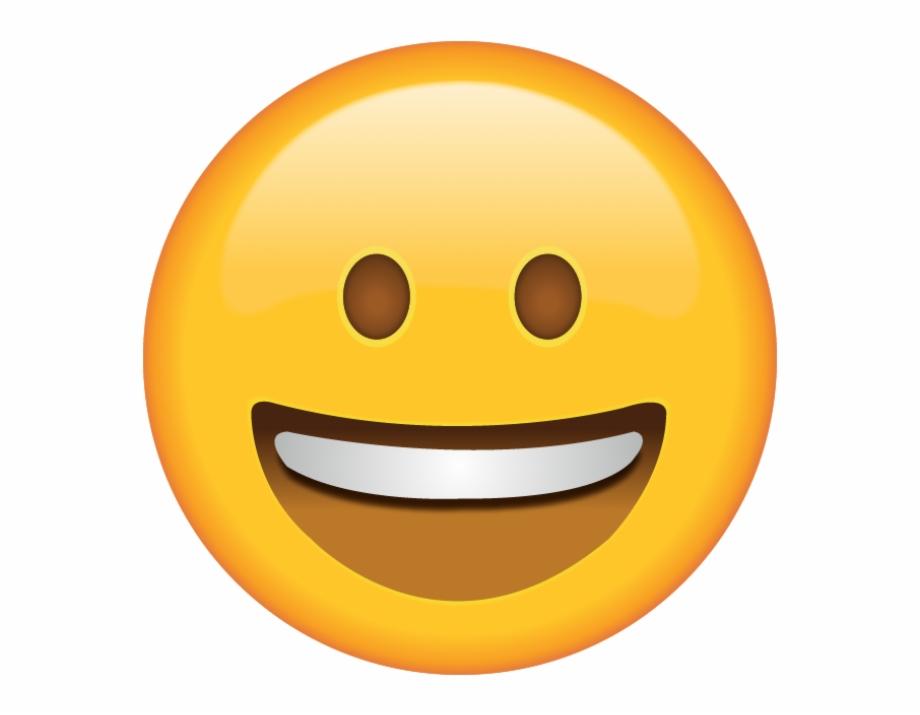 Smiling Face Emoji.