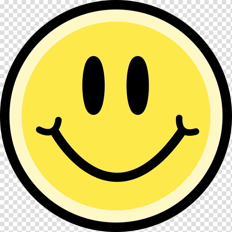 Smiley Emoticon , Smiley transparent background PNG clipart.