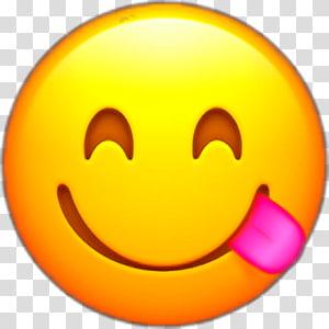 Ok emoji illustration, Emoticon Smiley OK , crying emoji.