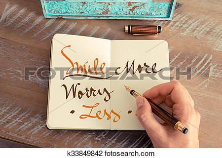 Smile More Clipart.