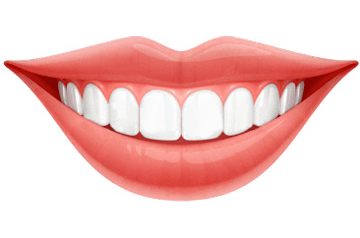 Bright Smile Teeth transparent PNG.