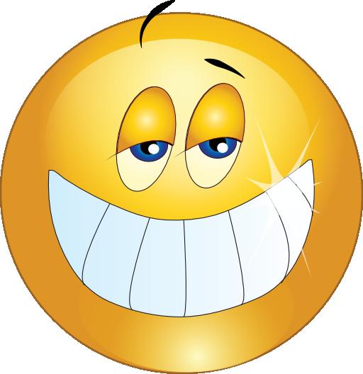 Big Smile Clipart.