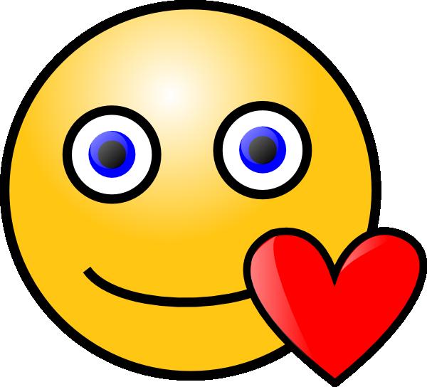 Love Heart Smiley SVG Downloads.