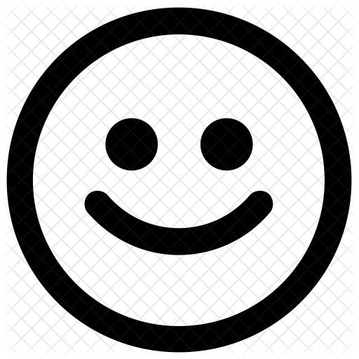 PNG Smiling Face Transparent Smiling Fac #96515.