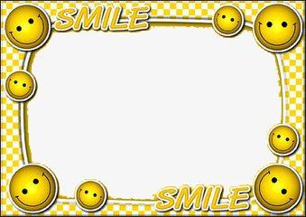 Emoji Border Clipart.
