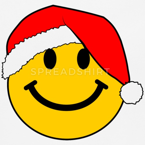 Christmas smiley face clipart 3 » Clipart Station.