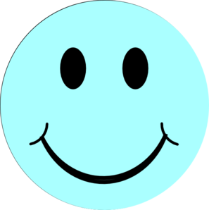 Happy face clip art smiley face clipart image 1.