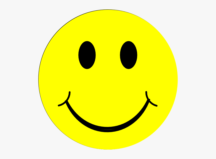 Clipart Of Happy Faces.