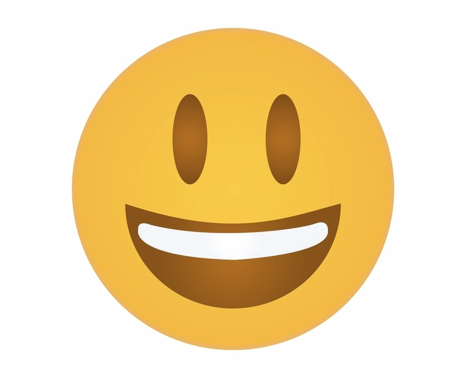 Smile Emoji Face Png Photo.
