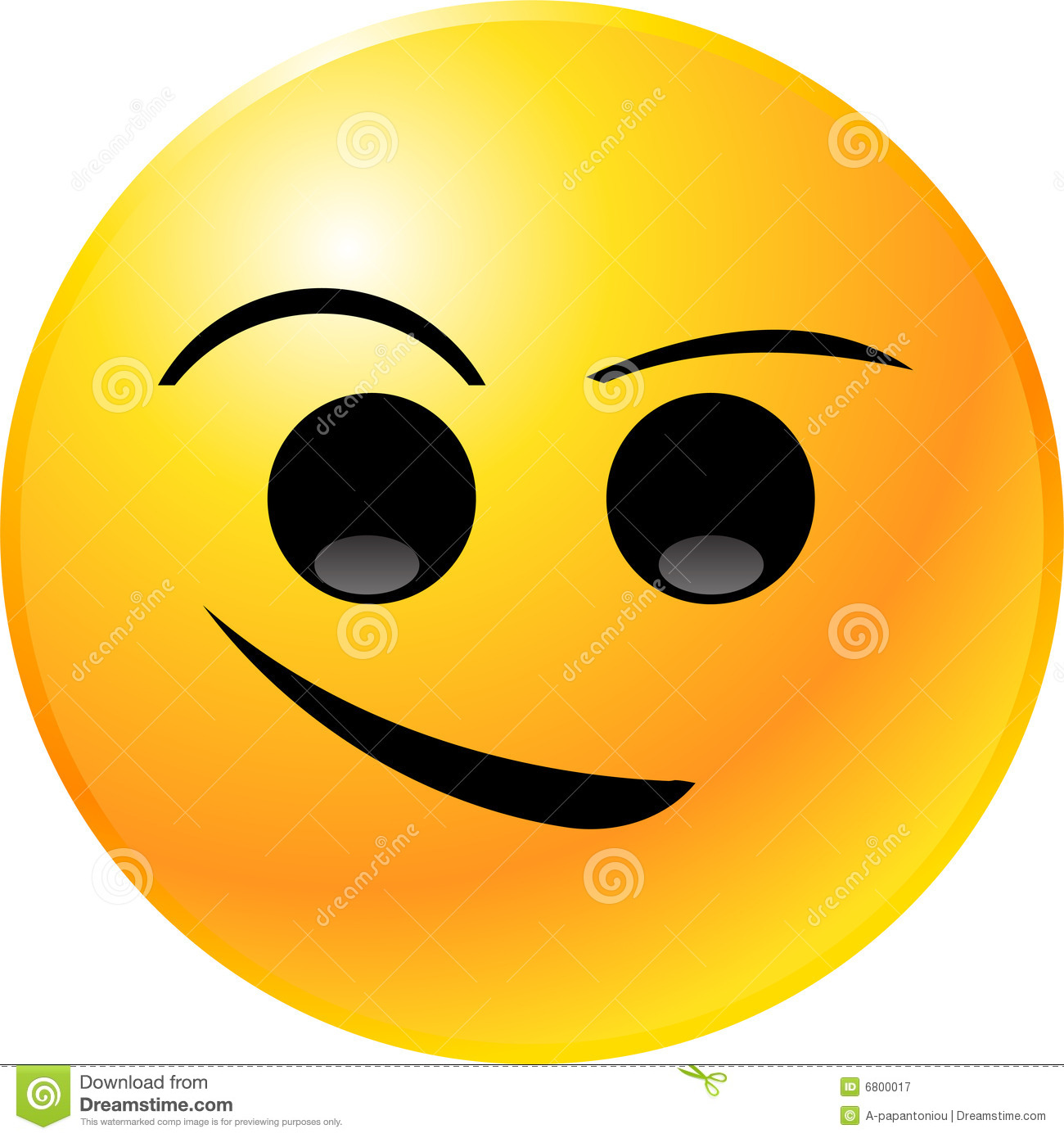 Smiley Face Emoticons Clipart.