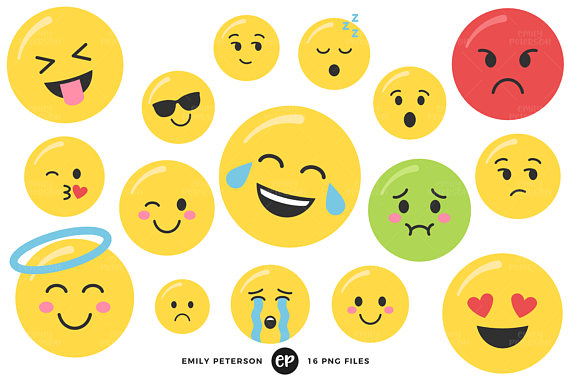 4919 Smiley Face free clipart.
