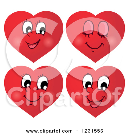 Showing post & media for Cartoon smiley face heart.