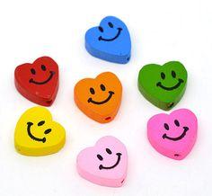 Smiley Hearts.