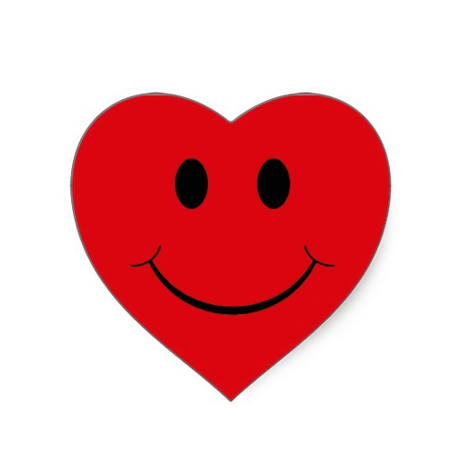 Hearts With Smiley Faces.