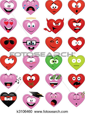 Clipart of Heart.