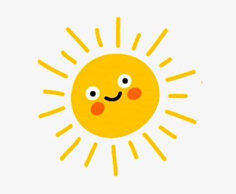 Yellow Cartoon Smiley Face Sun PNG, Clipart, Cartoon.