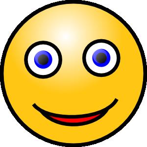 Smiley Face clip art (106271) Free SVG Download / 4 Vector.