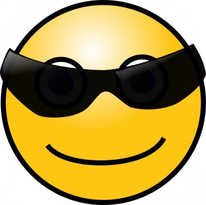 Free Smiley Faces With Glasses, Download Free Clip Art, Free.