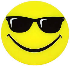Smiley Faces Sunglasses.