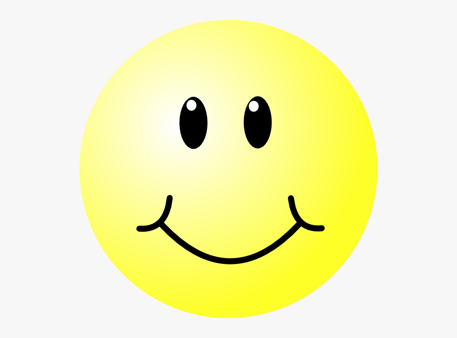 Smiley Face Clip Art.