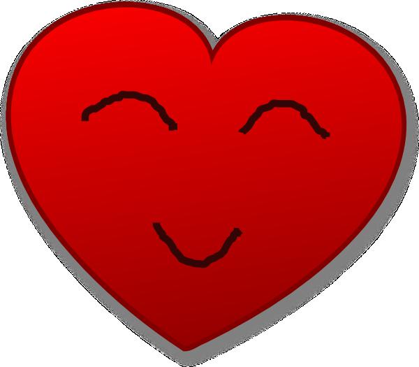 Smile Heart Clip Art at Clker.com.