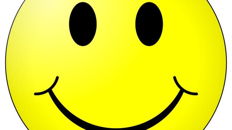Smiley face rakes in big bucks for creator.
