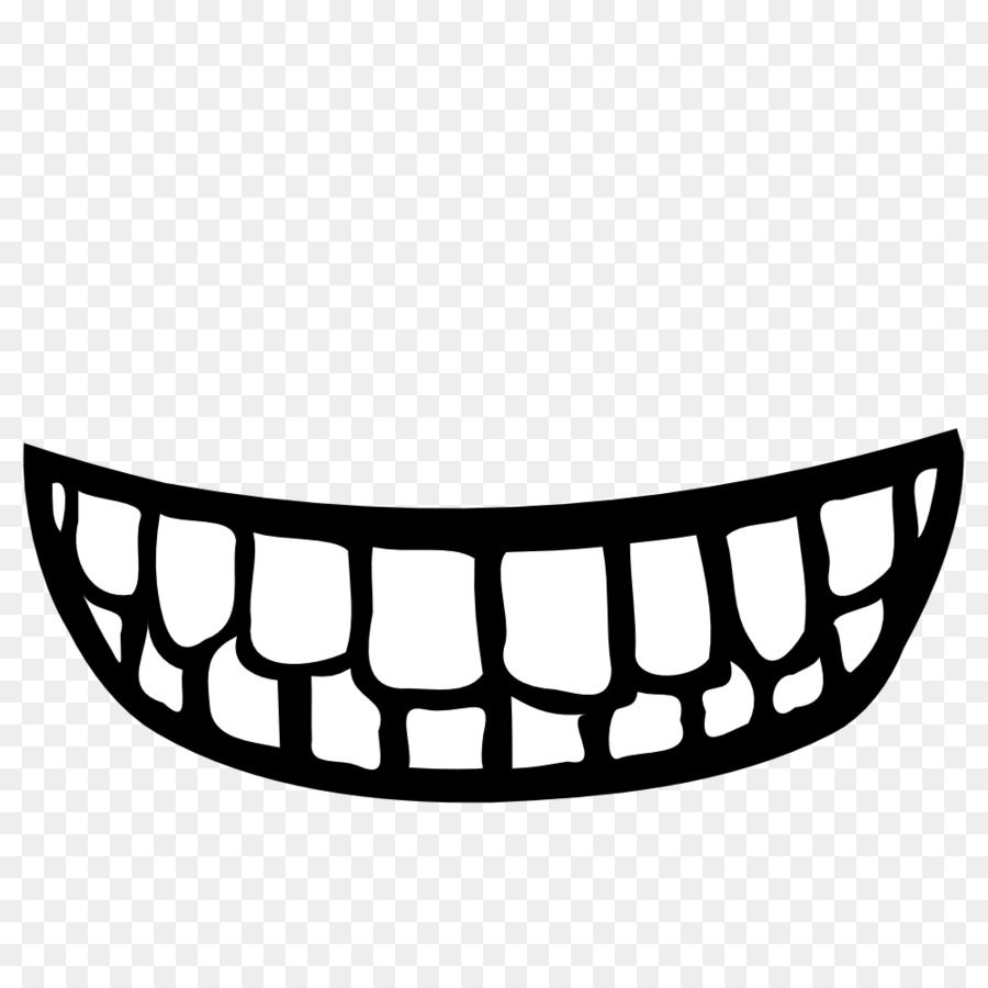 Tooth Cartoon clipart.
