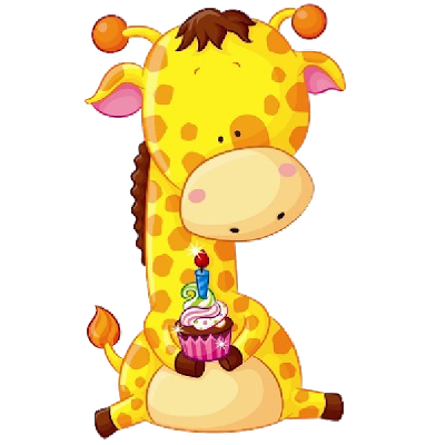 Happy Birthday Animals Png — Lovely Meme.