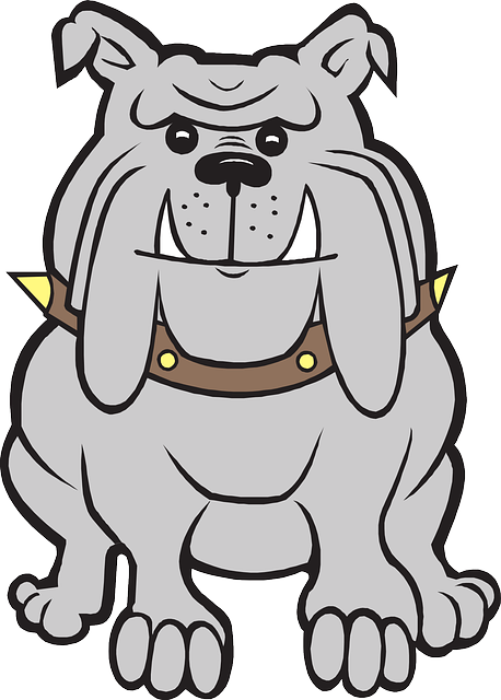 Smiling bulldog clipart images gallery for Free Download.