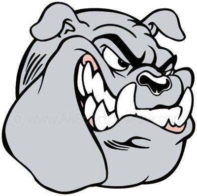 Pin about Bulldog mascot on Sparta Bulldogs Football.