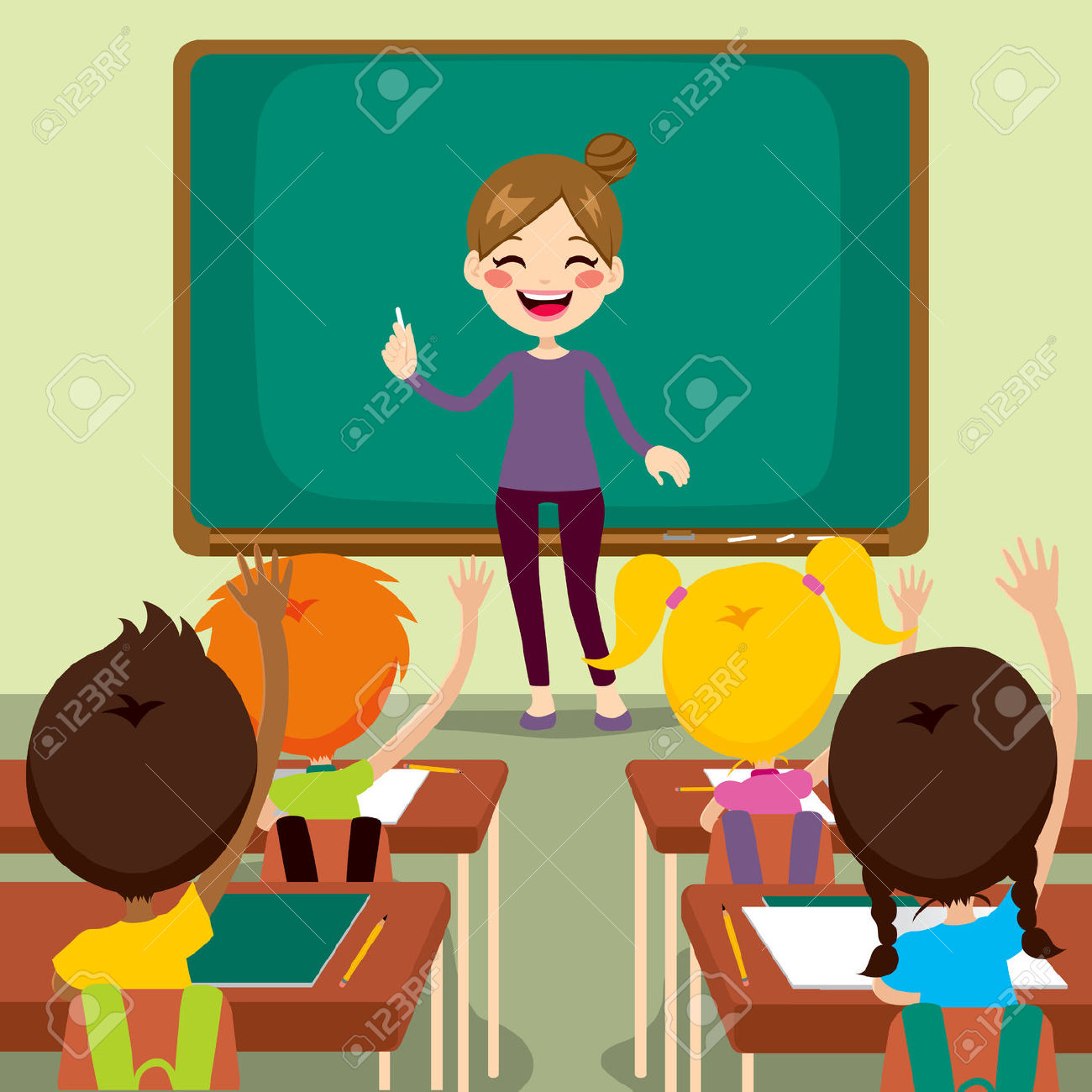 smiling class clipart clipground