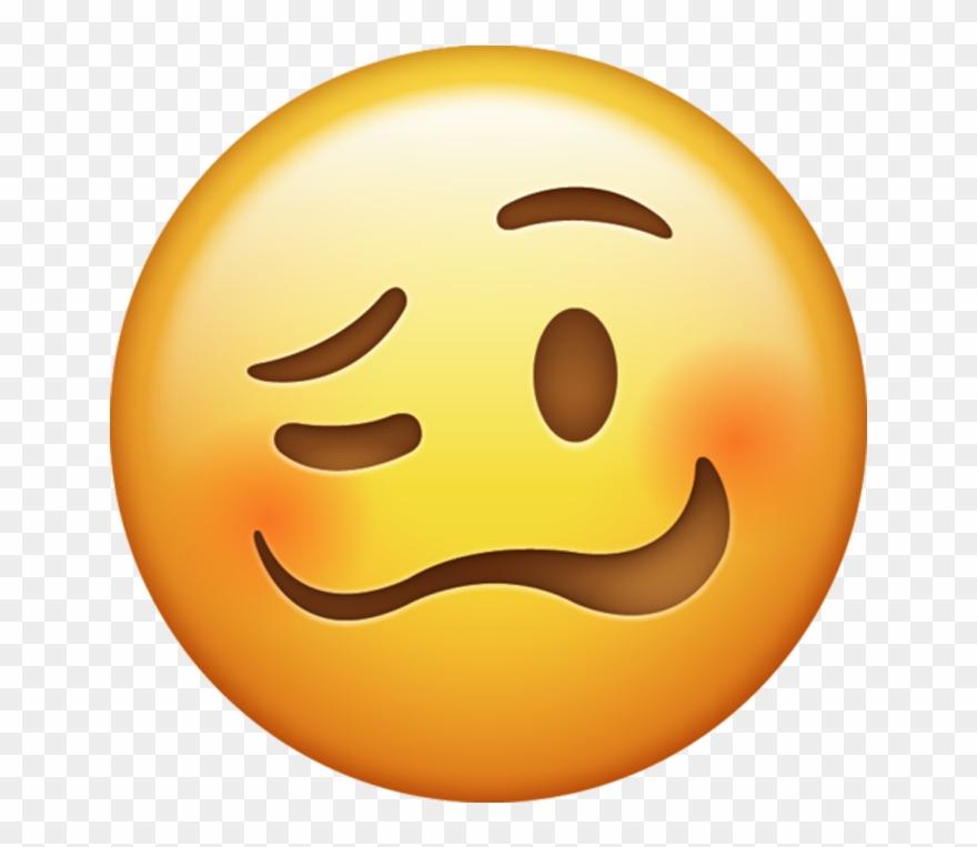 Drunk Emoji Png Icon.