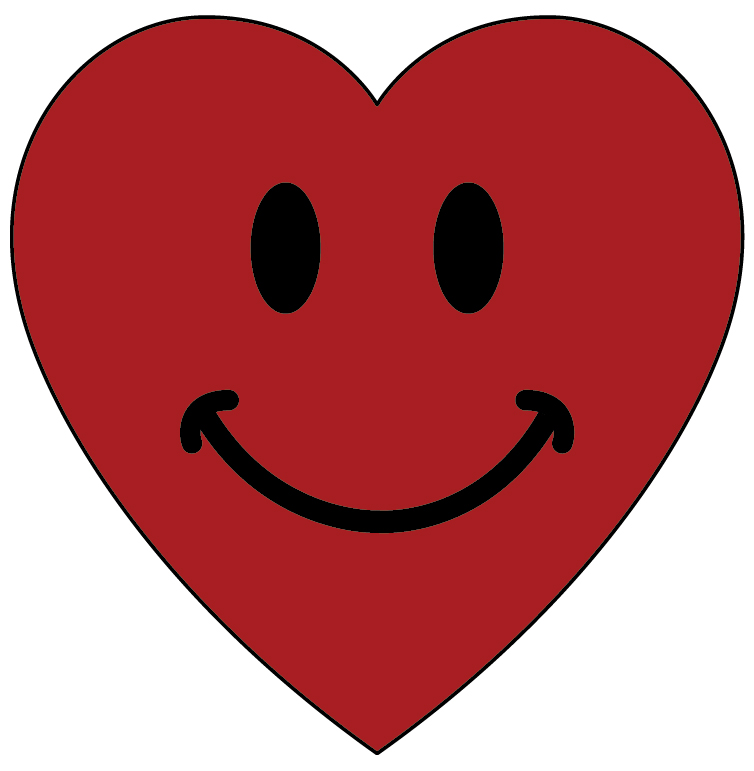 Free Smiling Heart Clipart, Download Free Clip Art, Free.