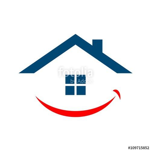 Smiling House Logo\